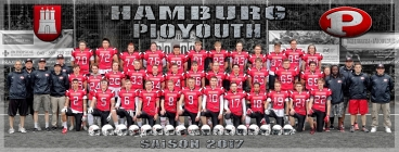 Hamburg PioYouth Team 2017 Titelbild 2 - Foto: H Beck
